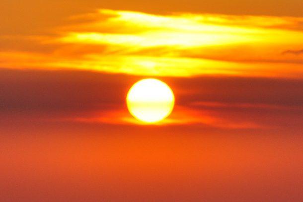Слънце над Рила