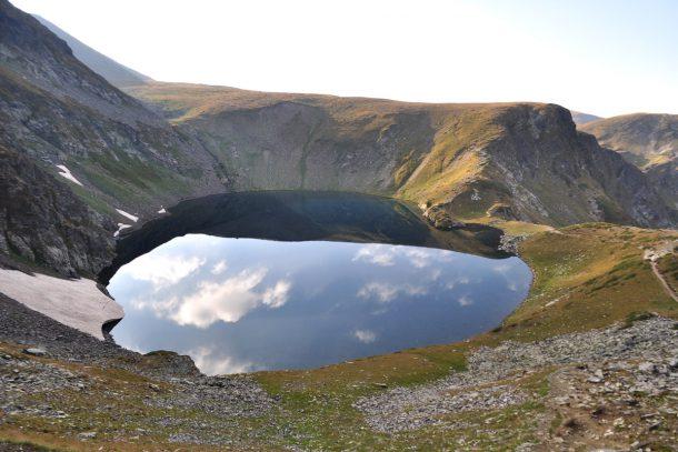 Планинско езеро, Седемте езера, Рила
