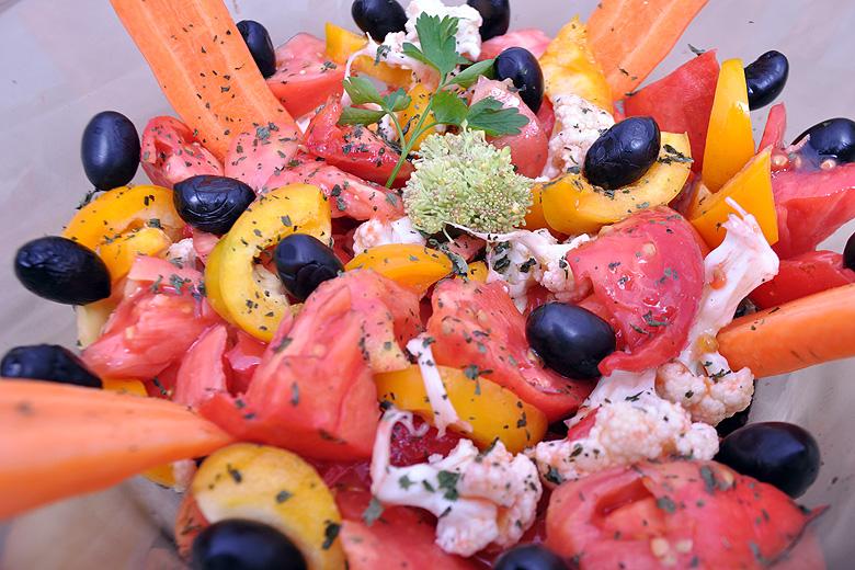 Здрав живот - 10 предмиства на храната, която носи живот