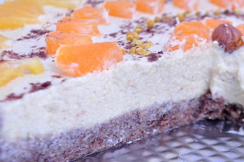 """Здрав живот - Ананасова торта """"Слънчево вълшебство"""""""