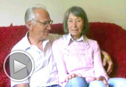 чичо Митко и леля Мария от Бачково