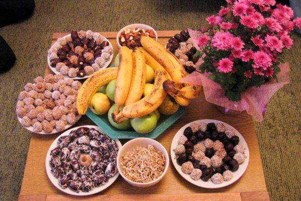 Здравословно хранене - снимки от архива - 06
