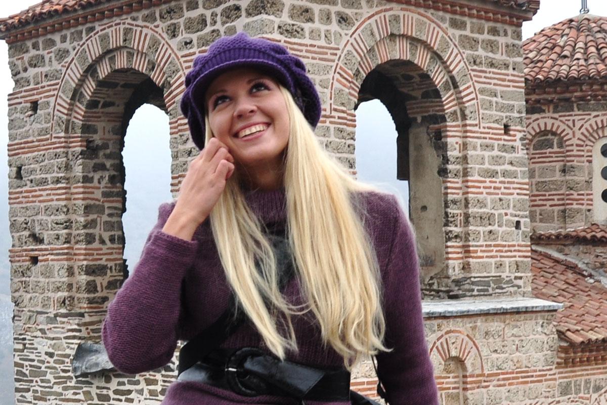 За соковете и живота - интервю със Стефи Божилова