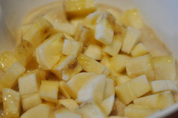 парченца банан