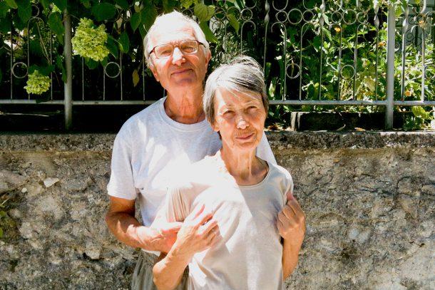 чичо Митко и леля Мария