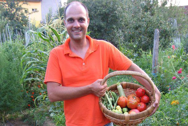 """плодородие в градина """"Вита"""""""