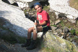 Кирил Грандев в Стара планина