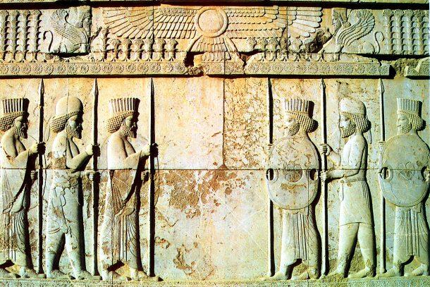 Древните персийци