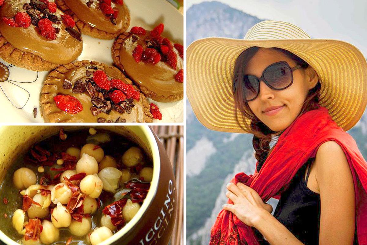 Какво ядат веганите - отговори в снимки от Диана Хърлечанова - 2