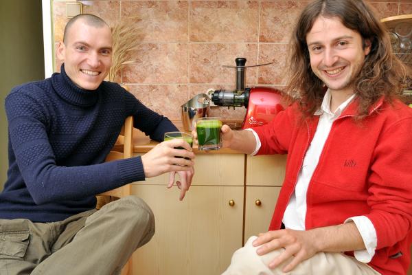 Георги Жеков и Калоян Гичев