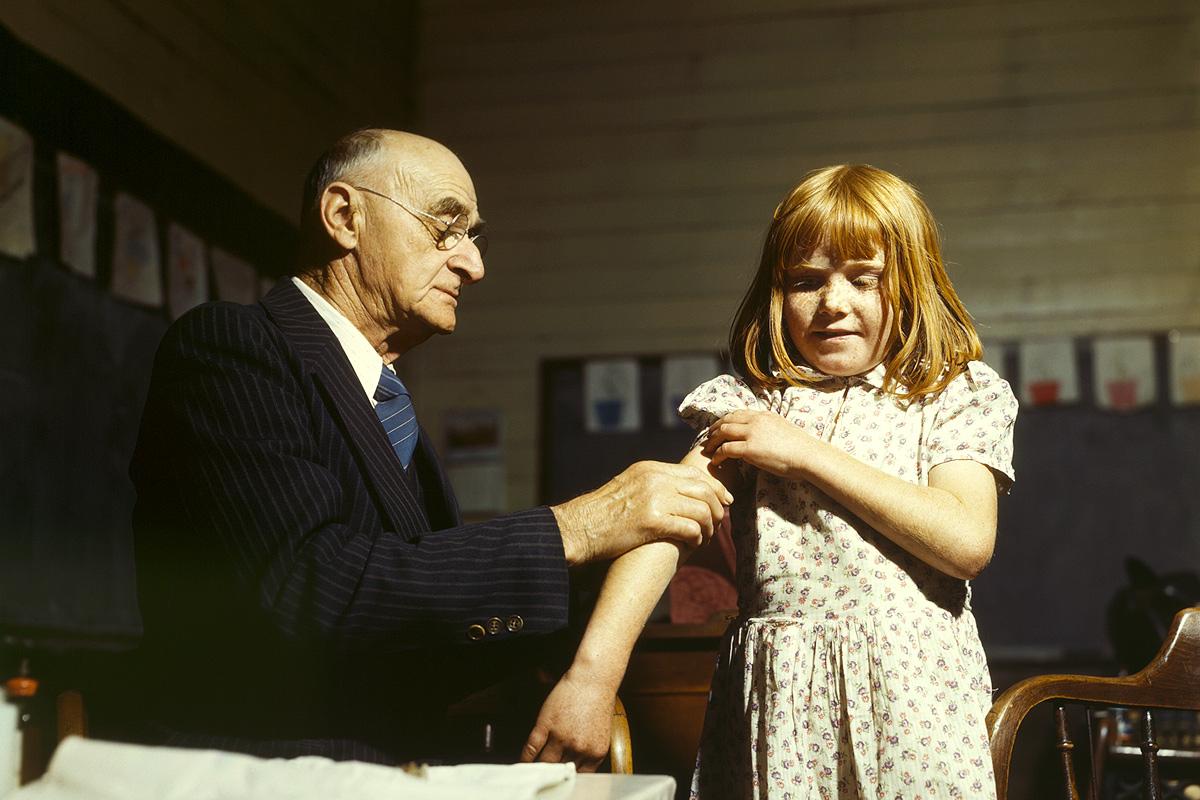 Цитат от лекция на Рудолф Щайнер, в който се споменава за една друга опасност от ваксините