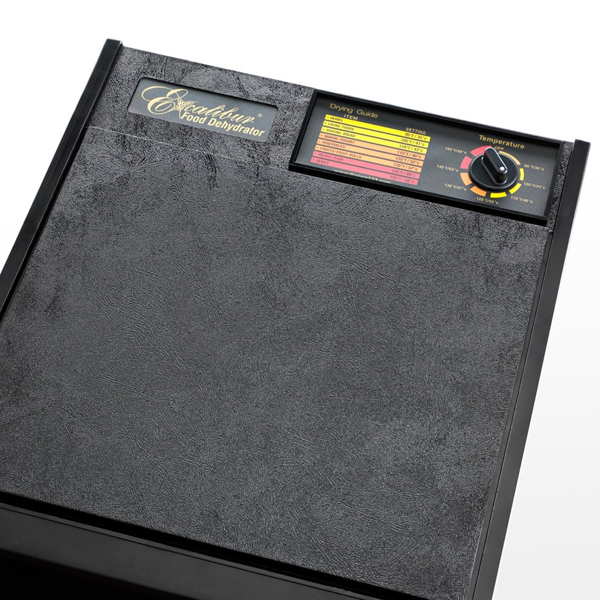 Excalibur дехидратор с 5 тавички