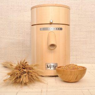 Домашна мелничка за зърно Milla