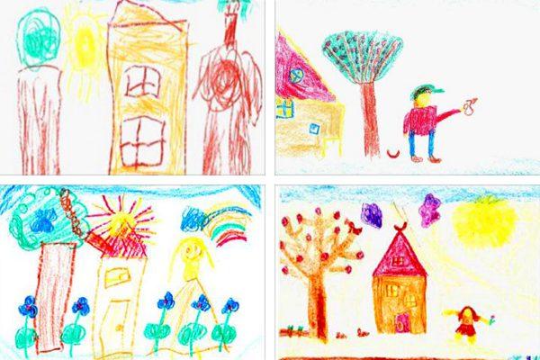 детски рисунки