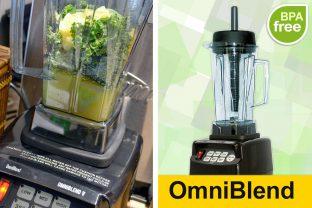 OmniBlend - качествен и мощен блендер