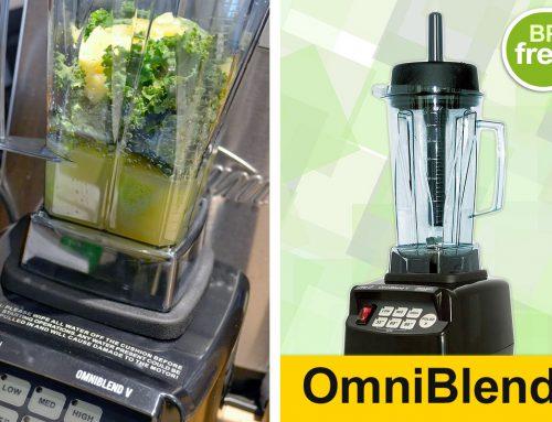 OmniBlend – качествен и мощен блендер