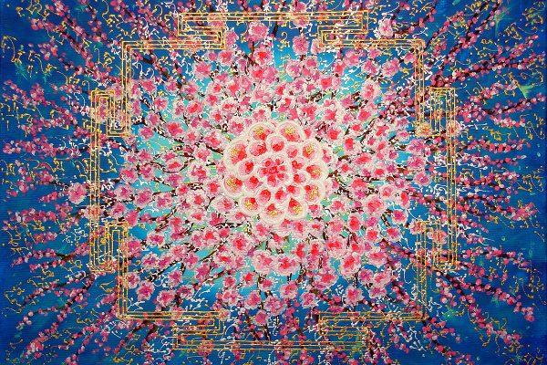 Sakura-Mandala