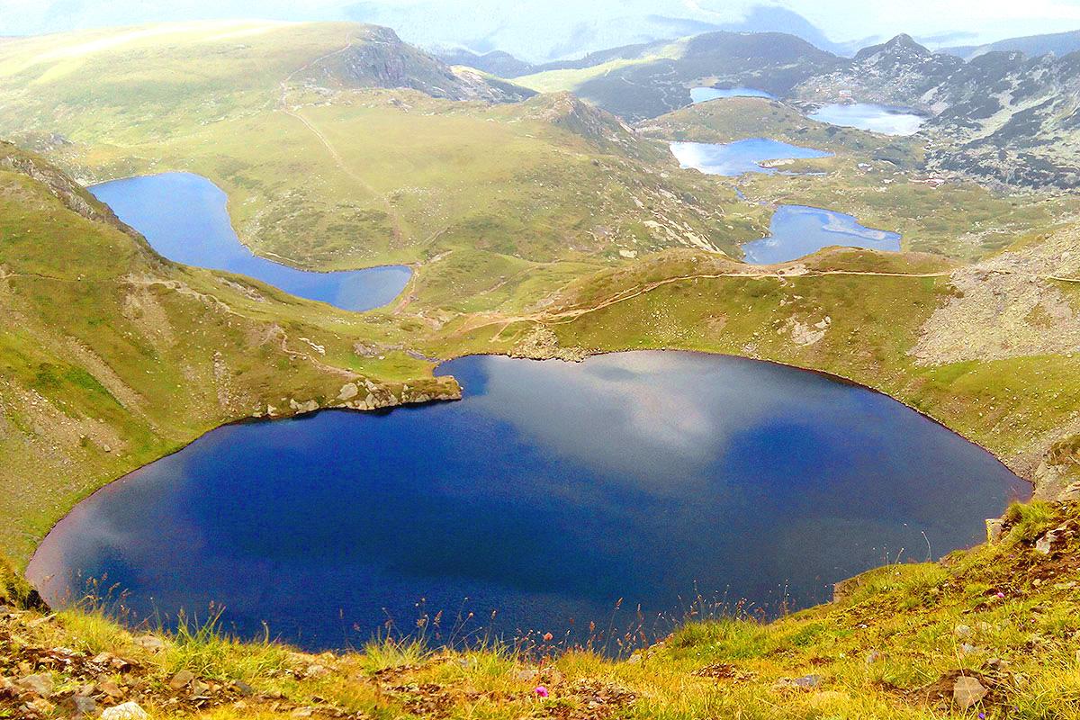 Рила - седемте езера
