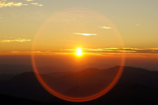 Sunrise-circle