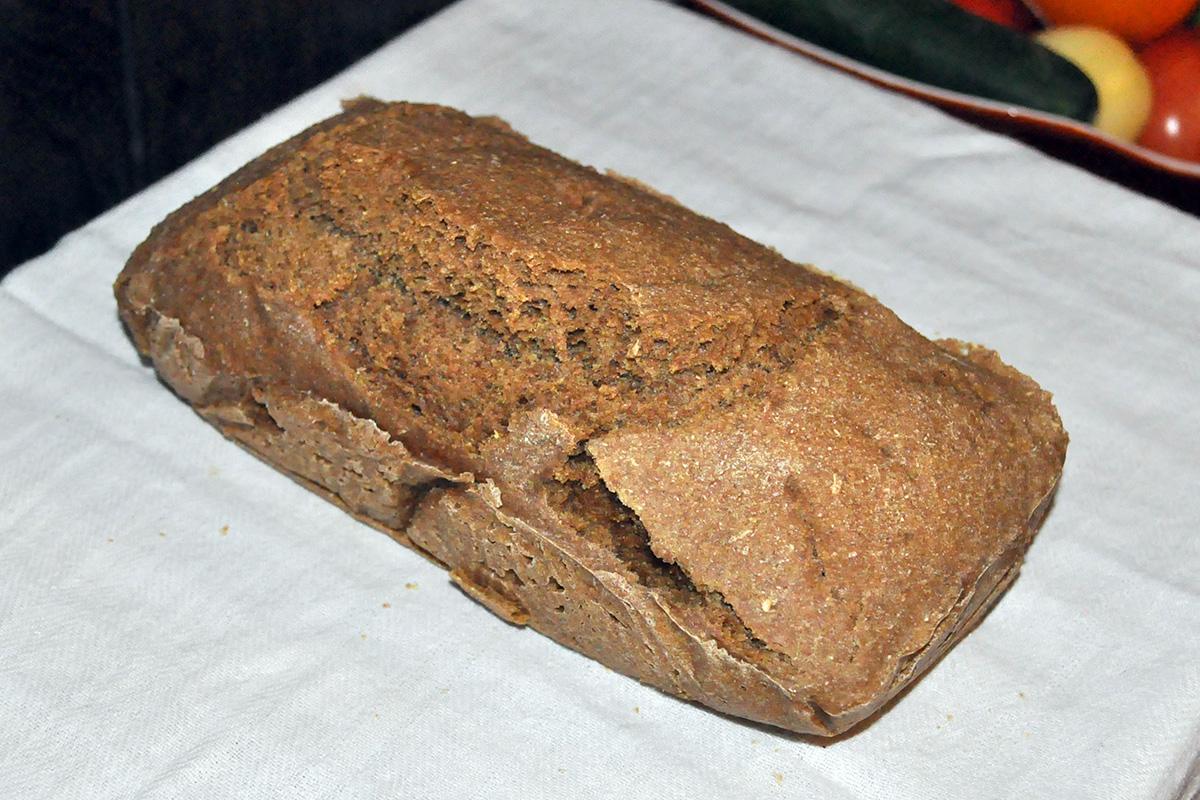 соден хляб от лимец