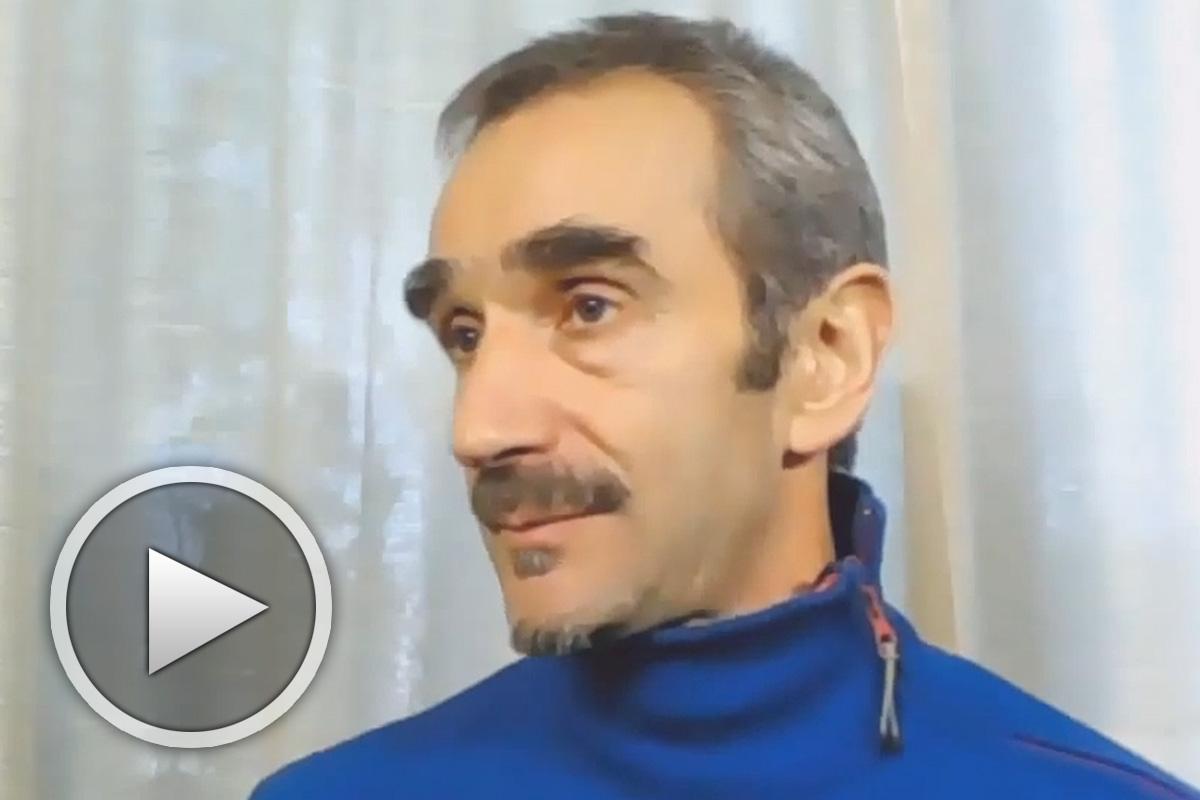 Юрий Ковачев - видео за Аюрведа