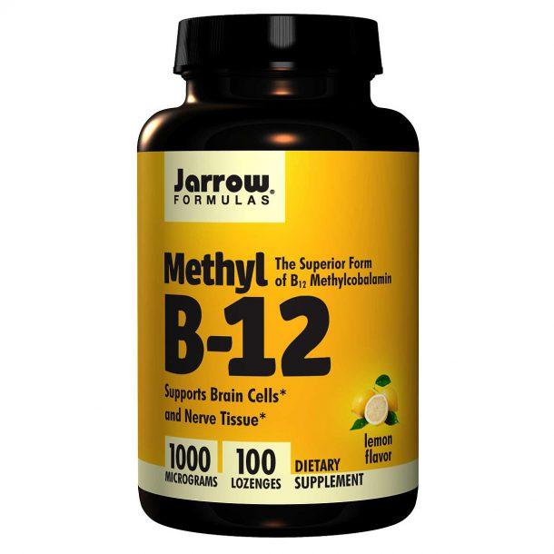 Витамин Б12 (B12) - метилкобаламин на Jarrow Formula