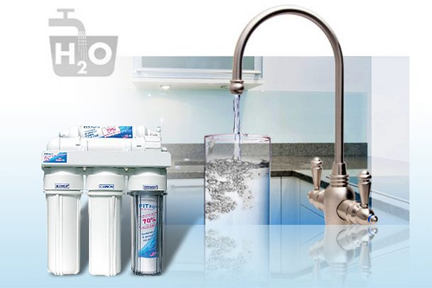 Филтърни системи за пречистване на вода