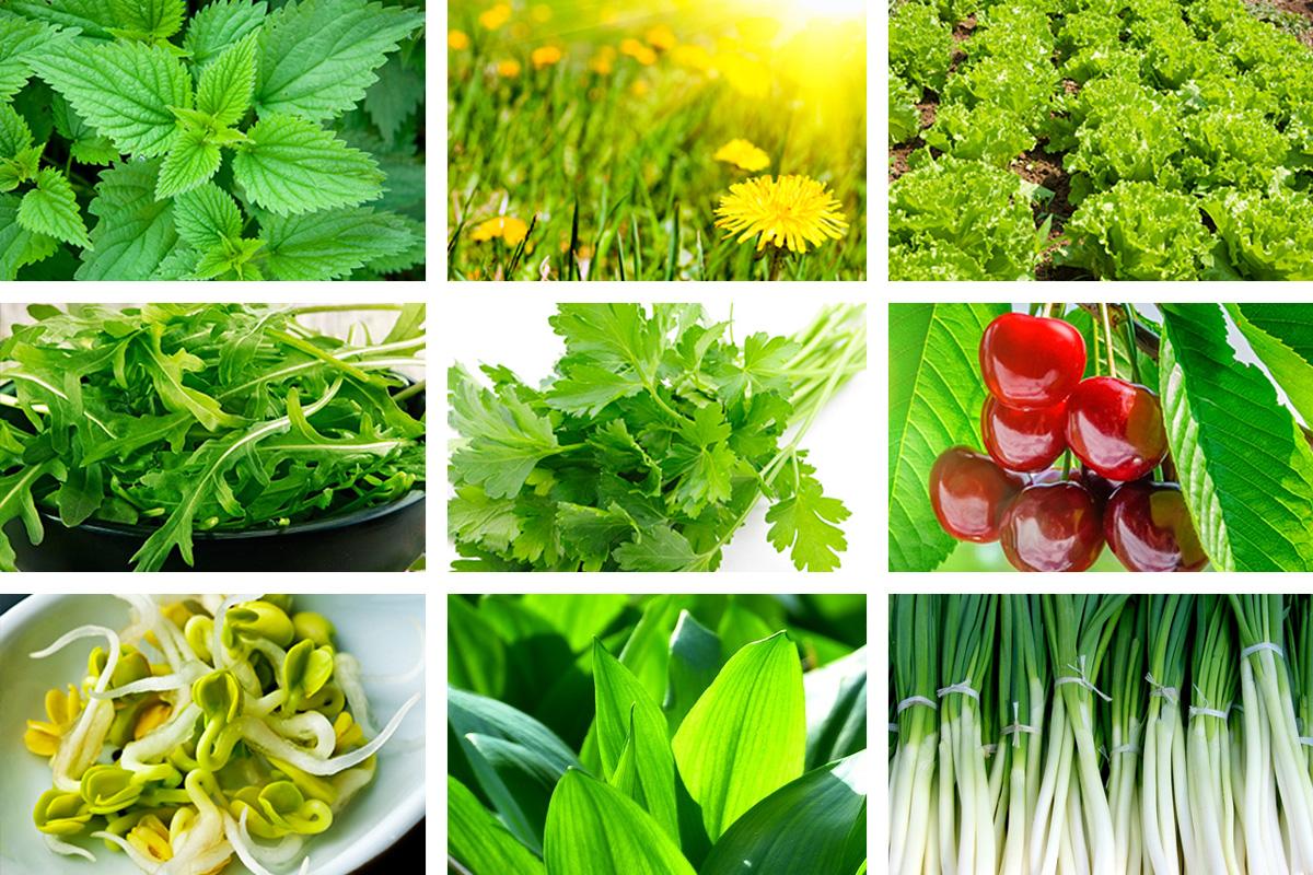 7 пролетни български суперхрани