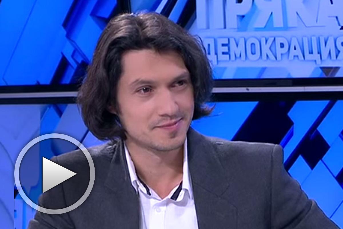 Йордан Камдажалов: аз мисля, че българският дух никога не е бил по-силен, отколкото сега