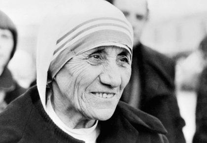 Седемте тайни на Майка Тереза