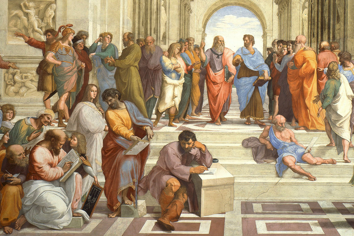 Необходимостта от вегетарианство в древните духовни школи
