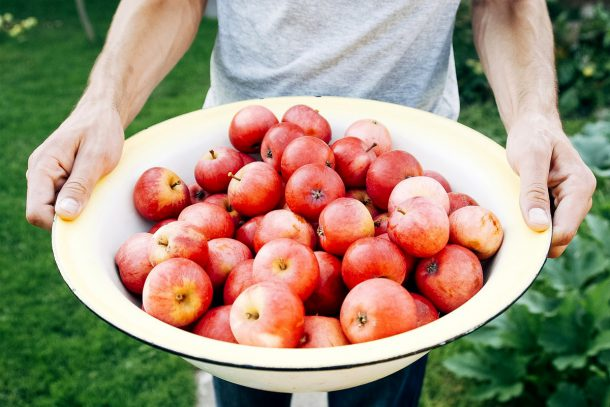 5 причини да пазарувате местно произведени храни