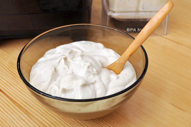 Разядка - крема сирене от кашу