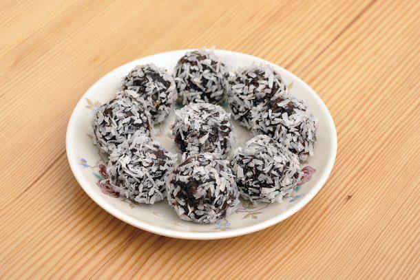 """Рецепта за вкусни и здравословни бонбони """"Благодаря"""""""