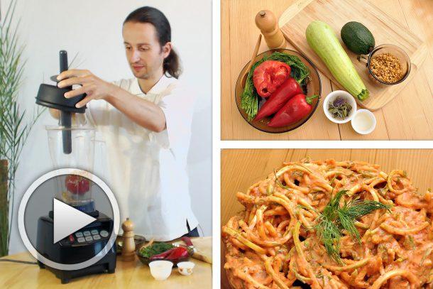 Спиралайзер за зеленчукови спагети и спирали