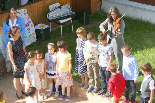 Музика от децата