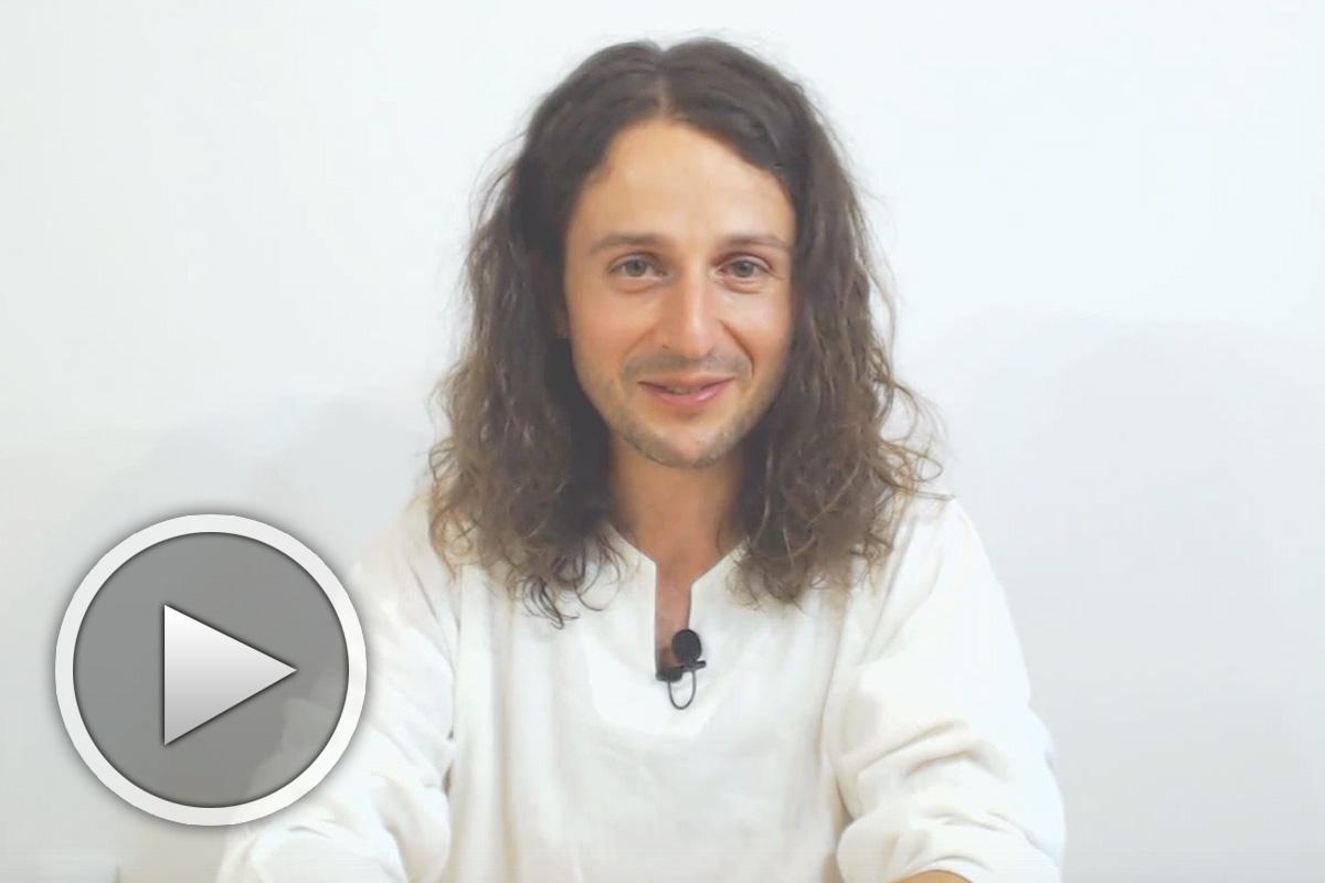 Калоян Гичев за споделя за вегетарианството