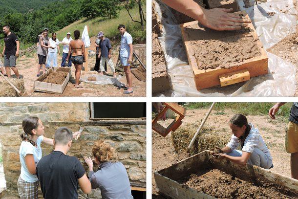 Обучение по земно строителство в Родопите - 3-ти и 4-ти октомври 2015