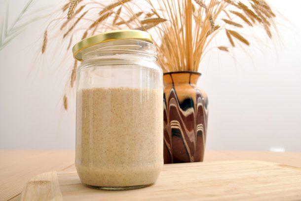 Рецепта за самоподквасено мляко от покълнал лимец