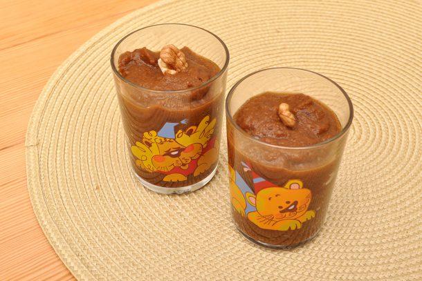 Лесен десерт с тиква