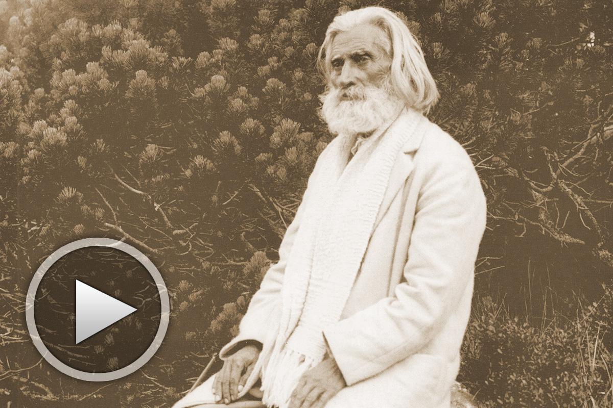 Общение с Бога - аудио беседа от Учителя, 23.11.1930