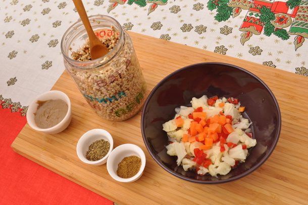 Здравословна рецепта за покълнала едла с туршия