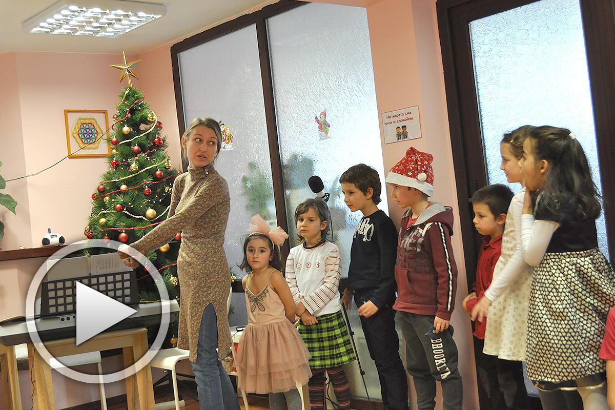 Приказка от вълшебната гора - театър с деца