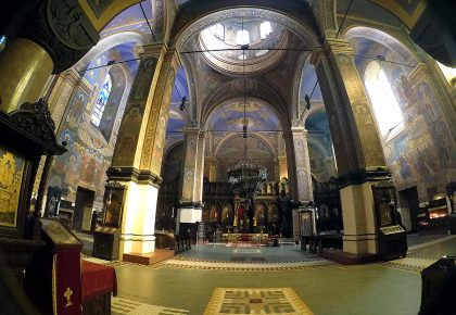 Църквата Свето Успение Богородично - галерия