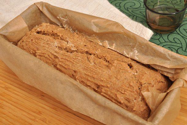 хляб от брашно от лимец