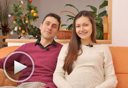 Една щастлива бременност с Милена и Петър