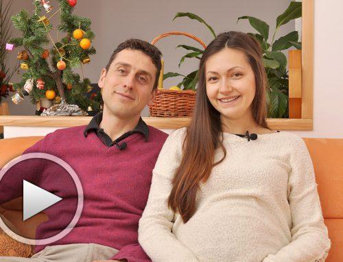 Една щастлива бременност в две части