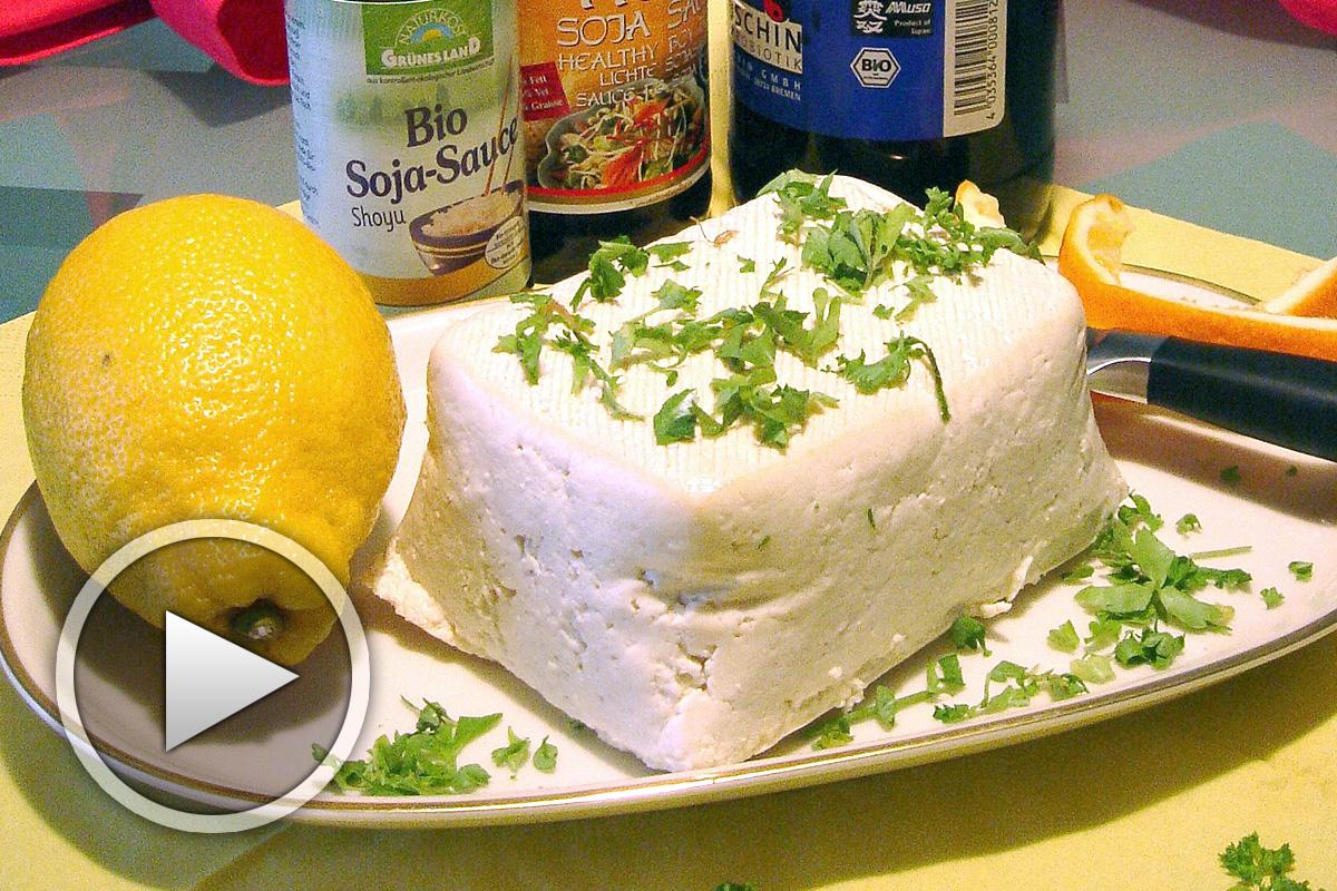 Рецепта за домашно тофу