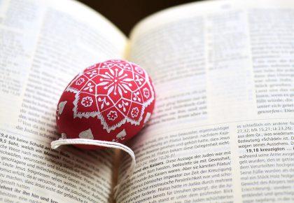 Великден - 15 години без яйца и козунаци - споделяне от Калоян Гичев