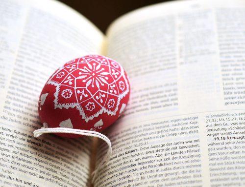 Великден – 15 години без яйца и козунаци – споделяне от Калоян Гичев